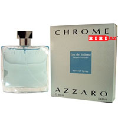 Azzaro chrome edt M