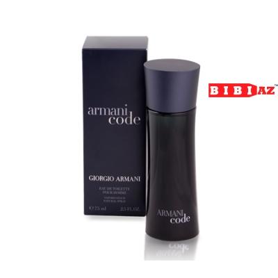 Giorgio Armani Armani code edt M