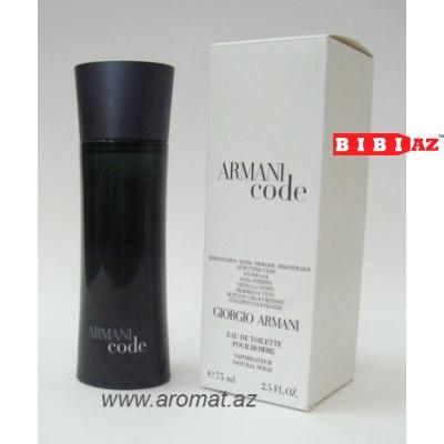 Giorgio Armani Armani code edt 75 ml man tester