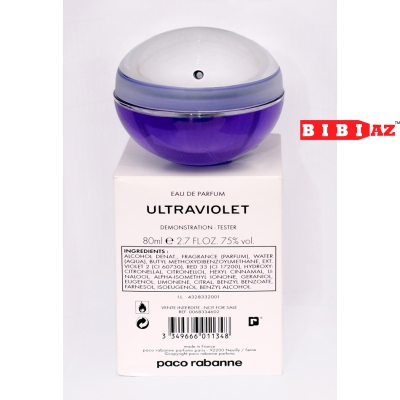 Paco Rabanne Ultraviolet edp 80ml L tester