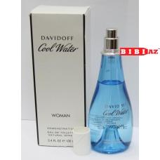 Davidoff Cool water woman edt  100ml