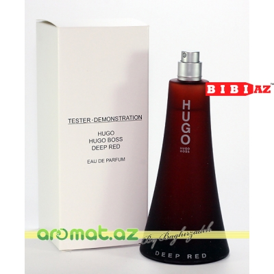 Hugo Boss Deep Red edp 90ml L tester