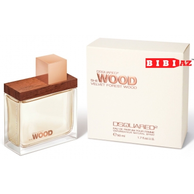 DSquared2 She Wood Velvet Forest Wood edp L