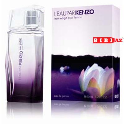 Kenzo L`eau par Kenzo Eau Indigo Pour Femme edp L
