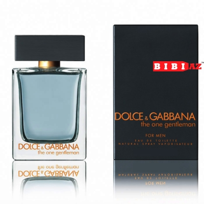 Dolce and Gabbana The One Gentleman edt M