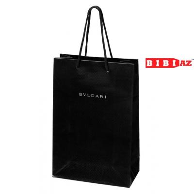 Подарочный пакет Bvlgari 002