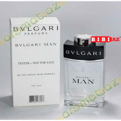 Bvlgari Man edt 100 ml tester