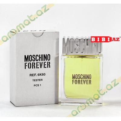 Moschino Forever  for Men 100ml edt tester