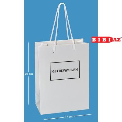 Подарочный пакет  Armani