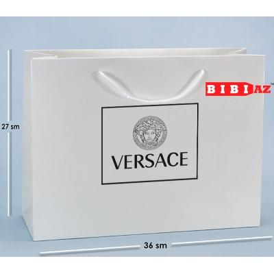 Подарочный пакетVersace (27x36)