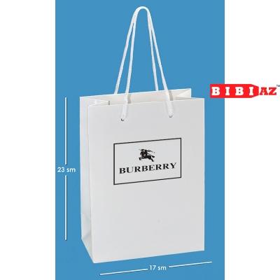 Подарочный пакет Burberry