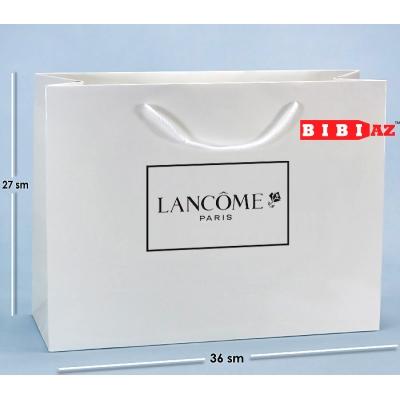 Подарочный пакет Lancome (27x36)