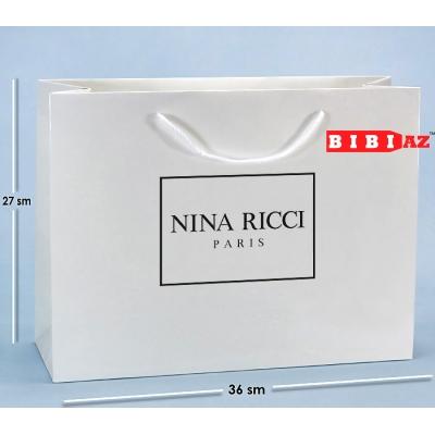Подарочный пакет Nina Ricci (27x36)