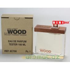 Dsquared2 She Wood Velvet Forest Wood  edp100 tester