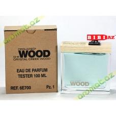 Dsquared2 She Wood Crystal Creek Wood edp 100ml  tester