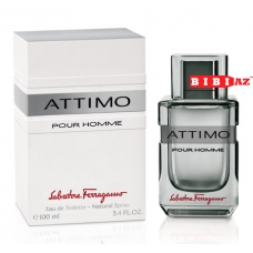 Salvatore Ferragamo Attimo Pour Homme edt M