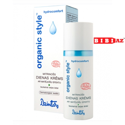 Dzintars Organic Style Day Cream 50ml art:28380