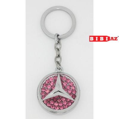 Брелок Mercedes 1126 pink