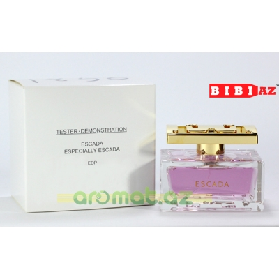 Escada especially edp 75ml L tester