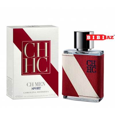 Carolina Herrera CH Men Sport edt M