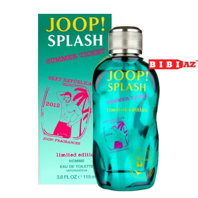 Joop! Splash Summer Ticket Men edt 115ml (Limited)