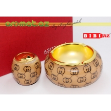 Ashtray smoking set 1504