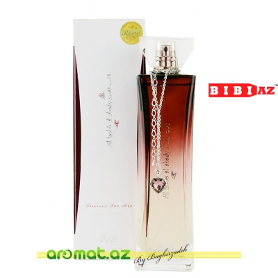 Rasasi Al Hobb Al Abady For Her edp 100ml