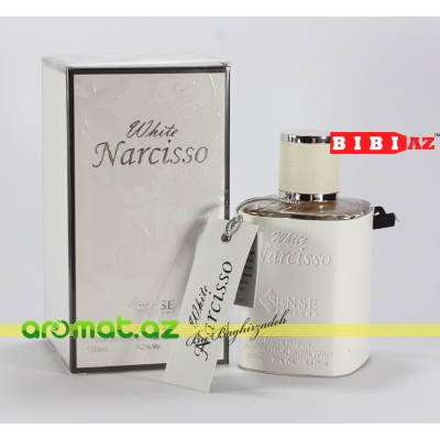 SENSE White Narcisso edp 100ml
