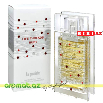 La Prairie Life Threads Ruby edp 50ml