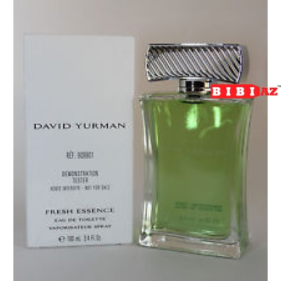 David Yurman fresh essence edt 100 ML  tester