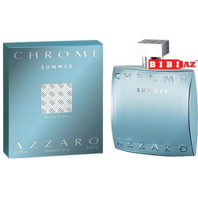 Azzaro Chrome Summer edt M