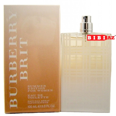 Burberry Brit Summer edition for woman edt L