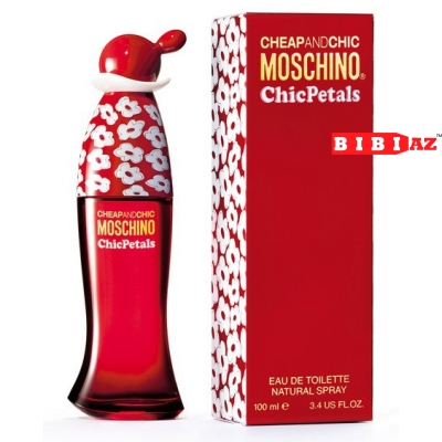 Moschino Cheap and Chic ChicPetals edt L