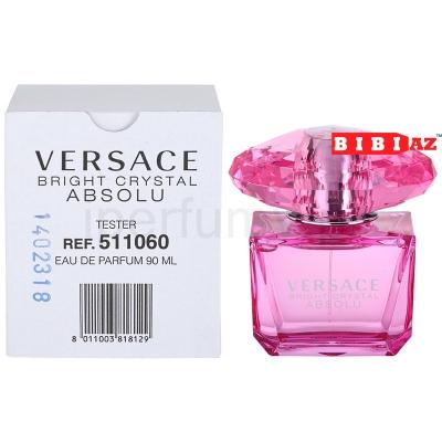 Versace Bright Crystal Absolu 90ml edp tester
