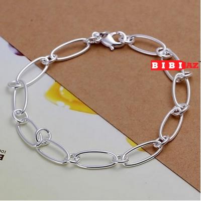 серебряный браслет 011