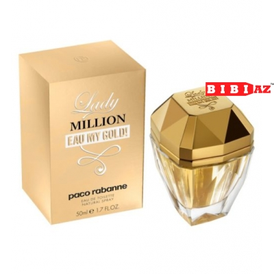 Paco Rabanne  Lady Million Eau My Gold L