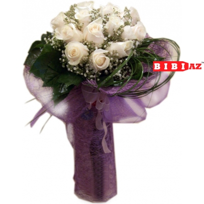 Букет из 15 роз (V101)