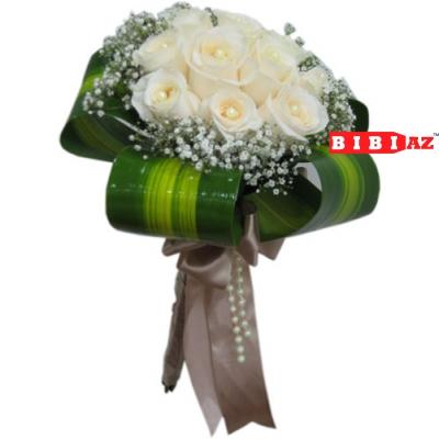 Букет из 11 роз( V110)