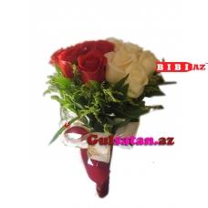 Букет из 11 роз (V106)