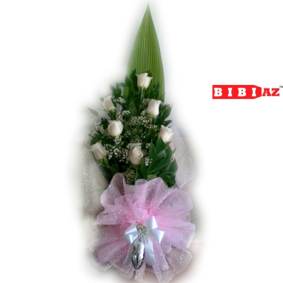 Букет из 11 роз (V133)