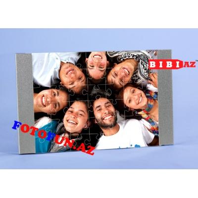puzzle в рамке A5-14
