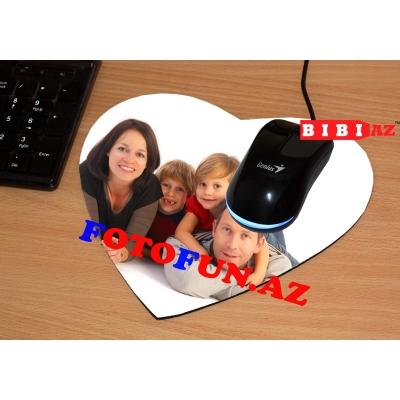 Коврик под мышку с вашим фото 055 LOVE