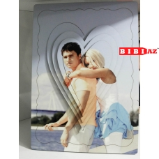 3D Фото рамка LOVE 1125