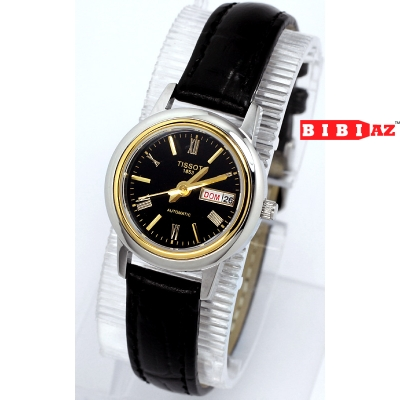 Tissot 1463L Gold Black