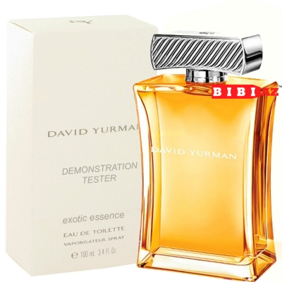 David Yurman exotic essence edt 100 ML tester