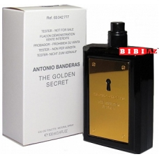 Antonio Banderas The Golden Secret edt 100ml tester