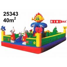 Надувной батут 25345  (40 m2)