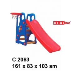 Детская горка С2063