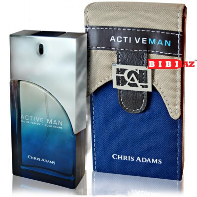 Chris Adams Active Man edp 100ml