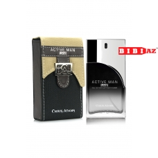 Chris Adams Active Man Noir edp 100ml